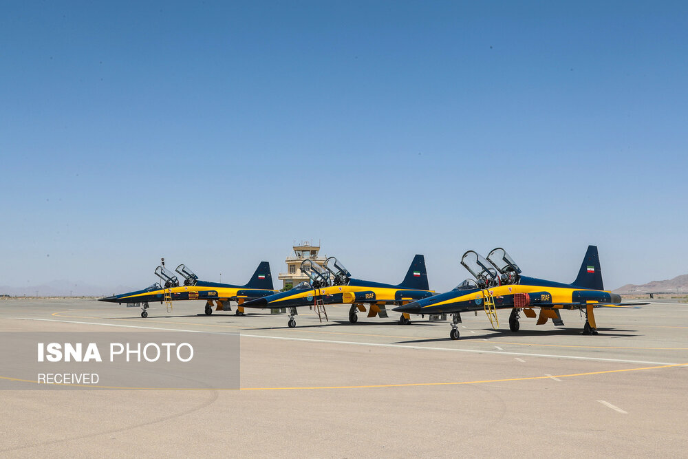 Iran Air Force (IRIAF) | News and Discussions - Page 9 61666310