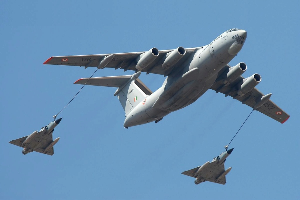 RUSSIA - INDIA Military Contracts - Page 28 Il-78-10