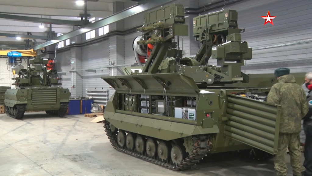 Russian Army Robots - Page 21 Uran-910