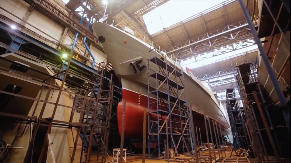 Project 22160 Bykov-class patrol ship - Page 13 Zeiiyc10