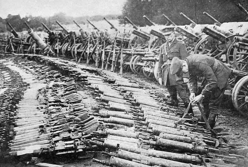 """""""Beutewaffen"""" Armes de Prise des """"Centraux"""" en 14/18 - Page 2 Dwmima71"""