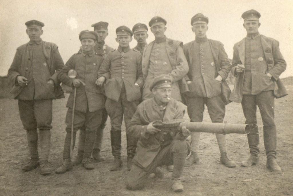 """""""Beutewaffen"""" Armes de Prise des """"Centraux"""" en 14/18 - Page 2 Dwmima81"""