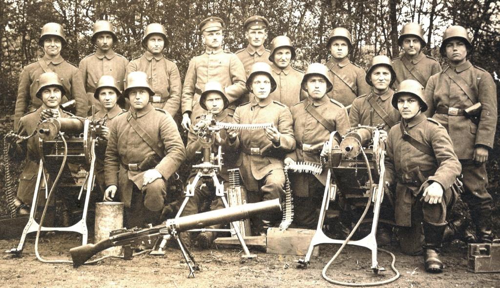 """""""Beutewaffen"""" Armes de Prise des """"Centraux"""" en 14/18 - Page 2 Dwmima82"""
