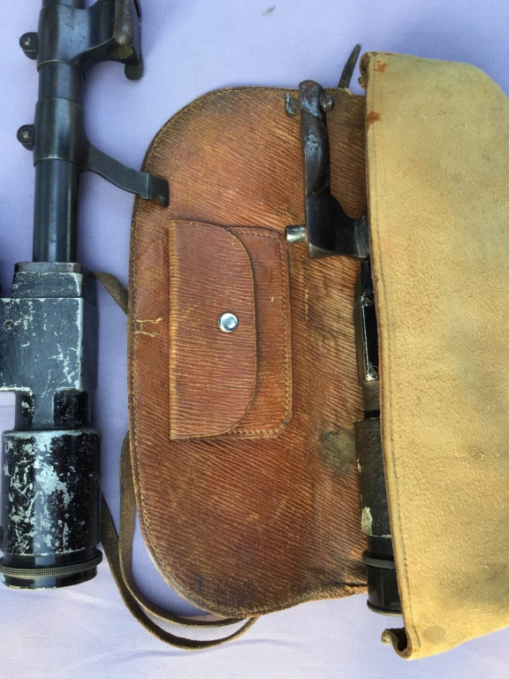 G98 à embases et montage lunette sniper WW1 - Page 2 Img_0117