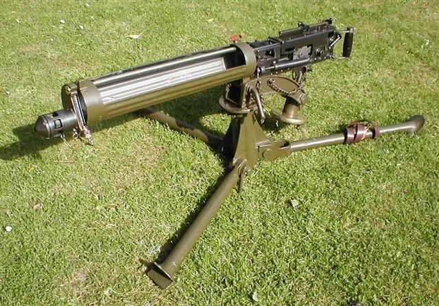 Mitrailleuse Vickers MKI Imvick11