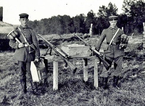 200m au Tankgewehr Tg111