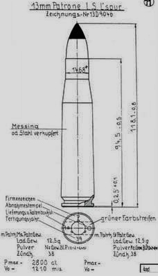 200m au Tankgewehr Tg211