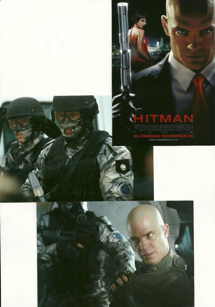 Recherches / Wanted H Hitman10