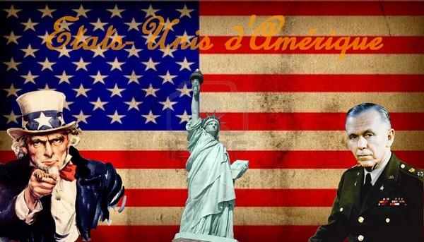 Aile Etats-Unis d'Amérique Etats-11