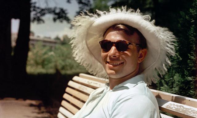 Le 12 avril 1961,Youri Gagarine devenait le premier homme à voyager dans l'espace 1012