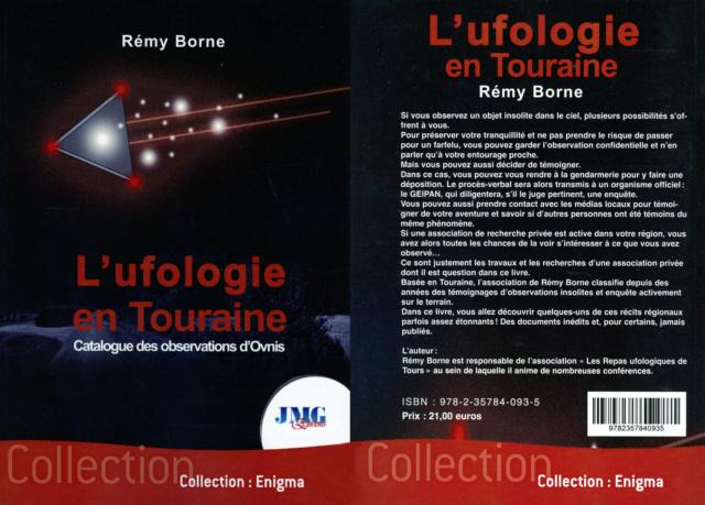 [Livre] - L'ufologie en Touraine - Catalogue des observations d'Ovnis (1935-2019) 16804210