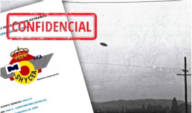 Documents UFO déclassifiés : Séville Ce9f2914