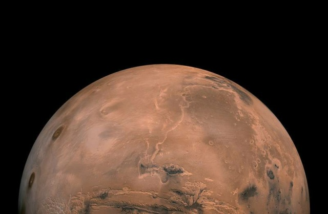 La Terre débarque sur Mars Lazo4x10