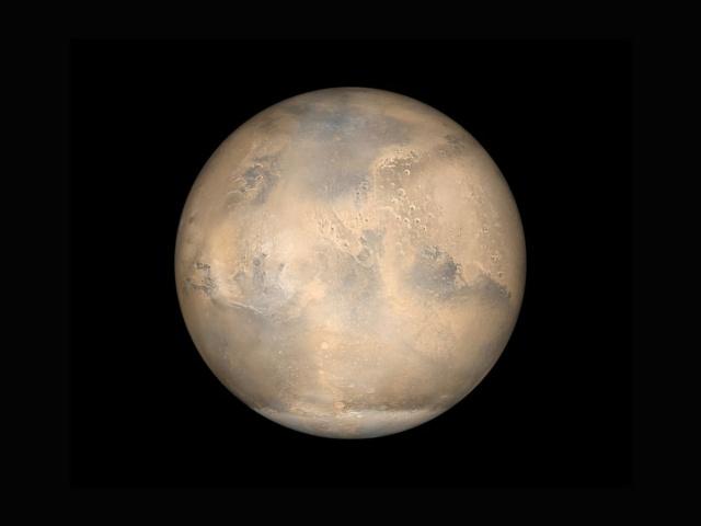 LA RUSSIE VEUT CONSTRUIRE DES CENTRALES NUCLÉAIRES SUR MARS Mars-u10