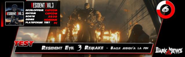 Resident Evil 3 - Baclé jusqu'à la Faim... Re-310