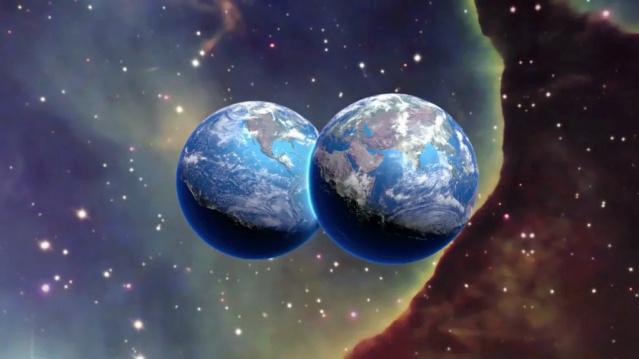 Y aurait-il un univers miroir de l'autre côté du Big bang ? Y-aura10