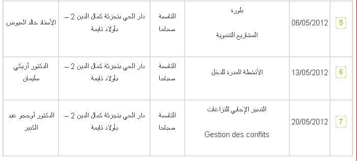 خالد العيوض: الديمقراطية التشاركية  رهان لإدماج الفئات  الهشة A211