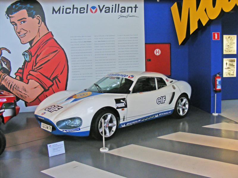 Autoworld - Michel Vaillant (janvier 2019) Dscf7124