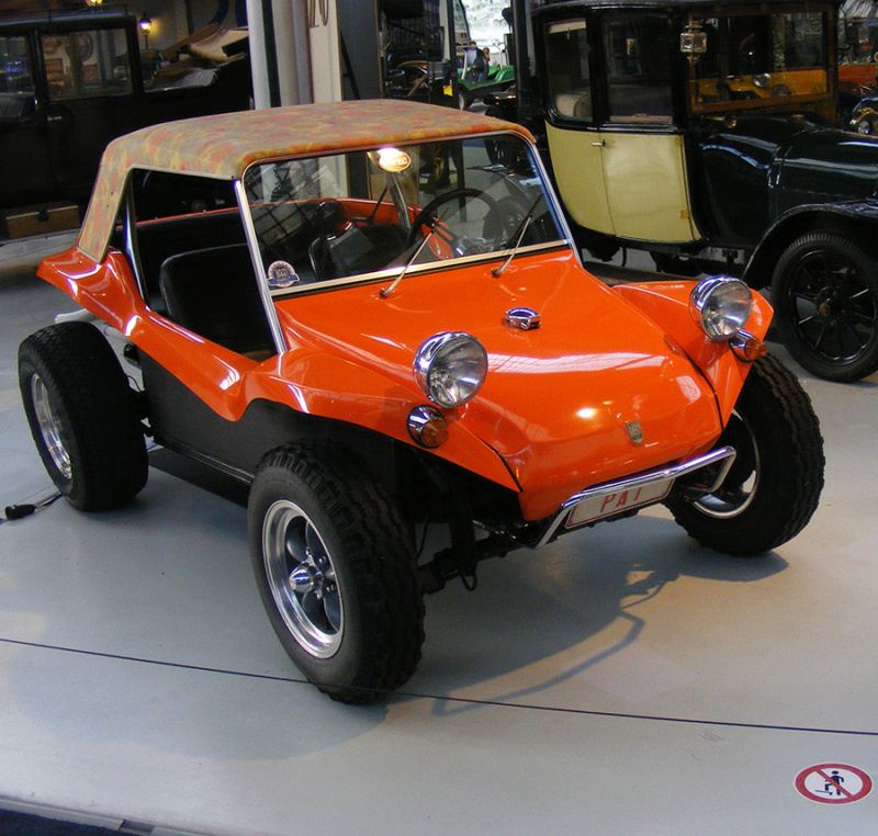 Autoworld - 50 Years Buggy, a Belgian Story ! Dscf7322