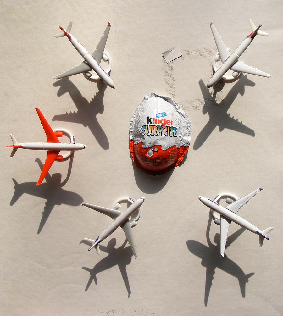 Kinder : qui vole un œuf, vole un Airbus… - Page 5 Kinder55