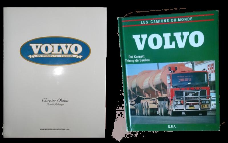 Quelques livres ! Volvo-10