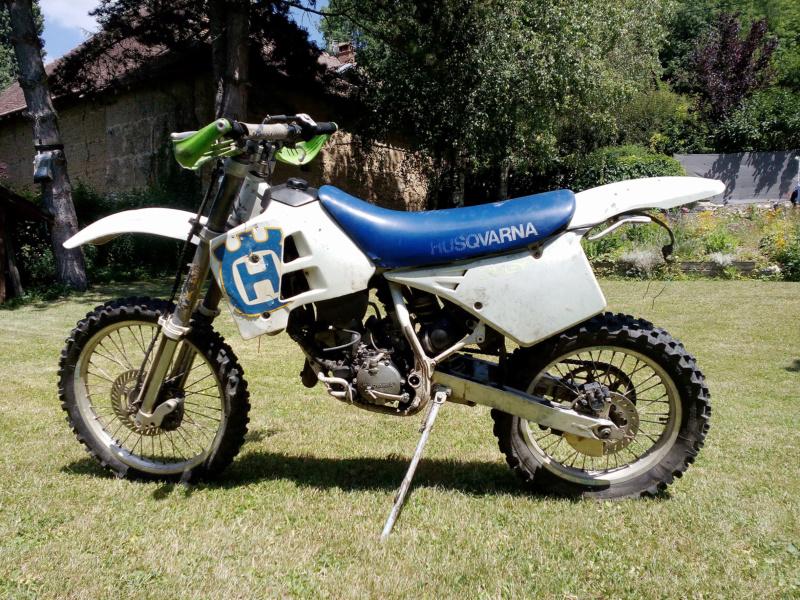 restauration shun59 husky 250 wr 1992 Img_2016