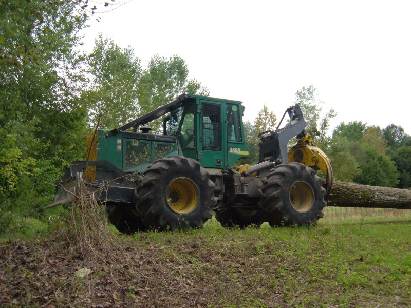 Timberjack 360 D (Canada)
