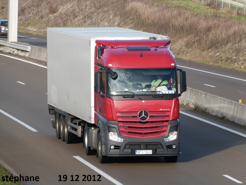 Mercedes Actros MP4 (euro 6 )  - Page 3 P1050274