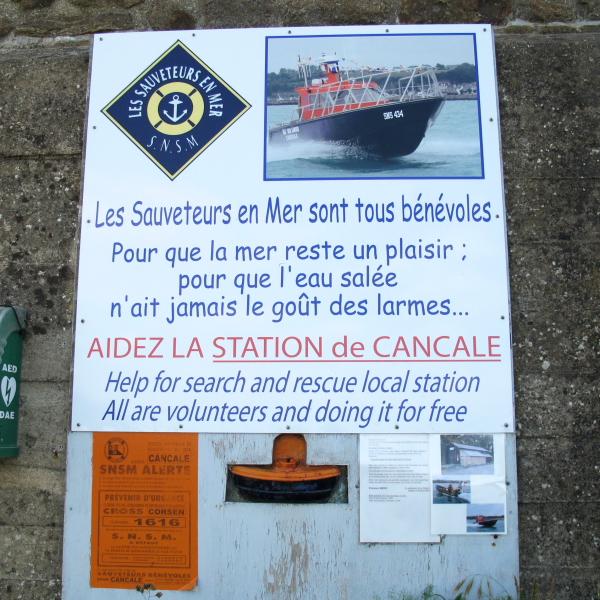 SNSM (Société nationale de sauvetage en mer) - Page 12 Hommag10