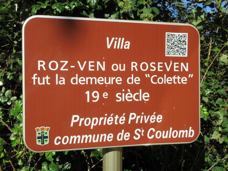 La Guimorais (Ile Besnard, Les Chevrets, Meinga, Touesse...) - Page 4 Roz_ve11