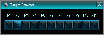 TargetMouse (описание интерфейса) F710