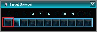 TargetMouse (описание интерфейса) F810