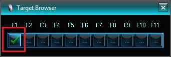 TargetMouse (описание интерфейса) F910