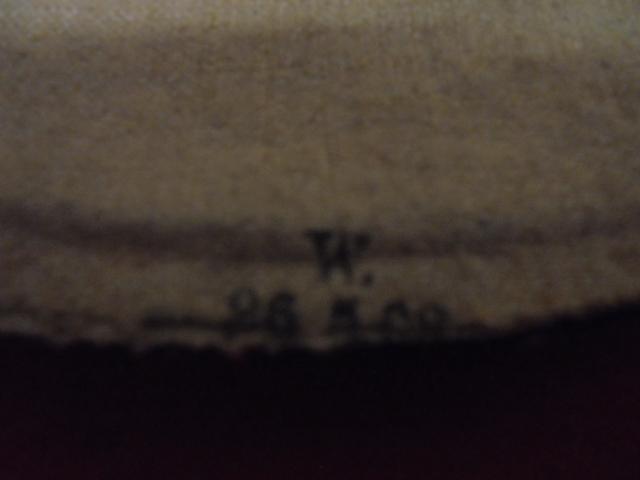 objet de    marine 1er guerre - Page 18 Dsc06615