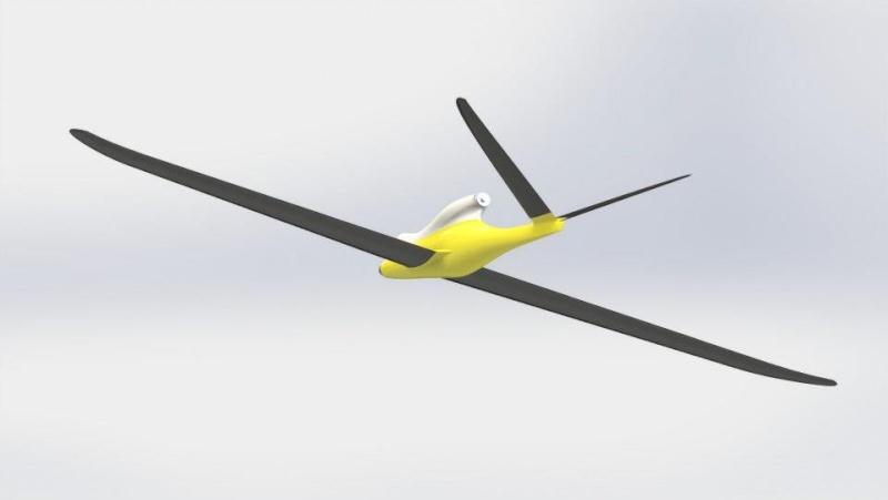 KASKADD-V de AJ Aeromodels 30356110