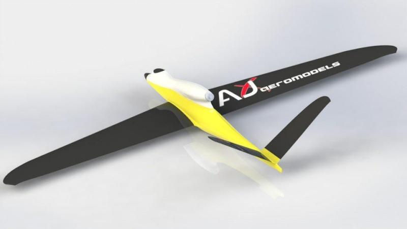 KASKADD-V de AJ Aeromodels 6111_410