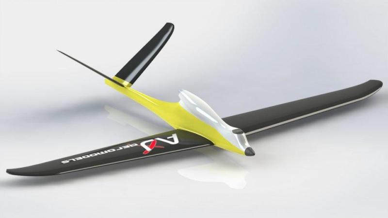 KASKADD-V de AJ Aeromodels 65886_10