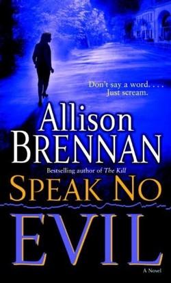 Série EVIL - Tome 1: Silence mortel de Allison Brennan Nnnn10