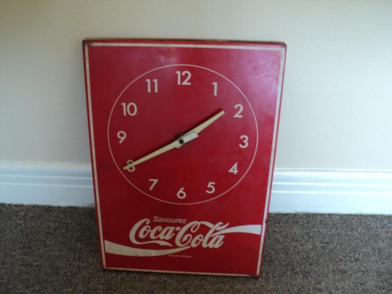 horloge coca cola Dsc01914