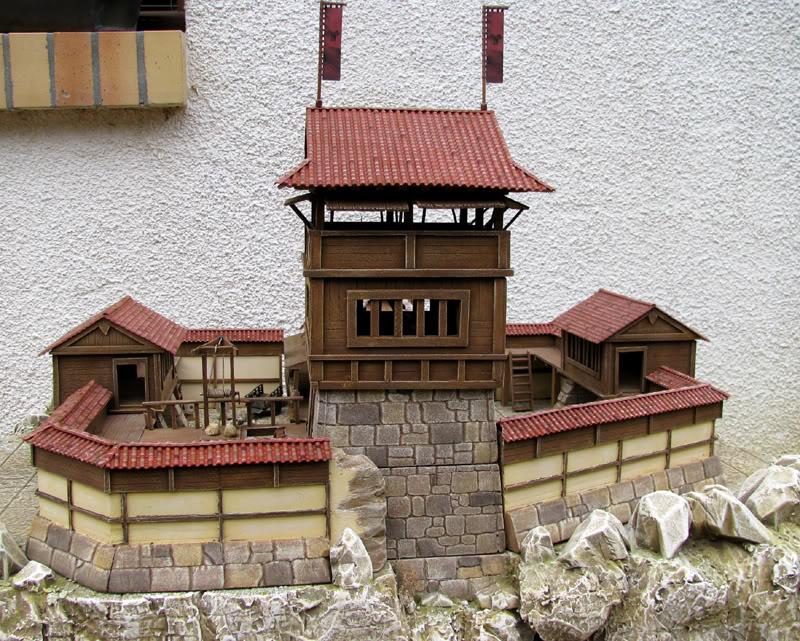 Village japonais et inspirations pour des châteaux Chatea10