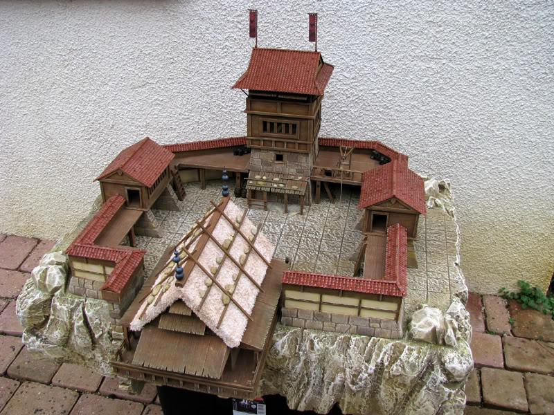Village japonais et inspirations pour des châteaux Chatea11