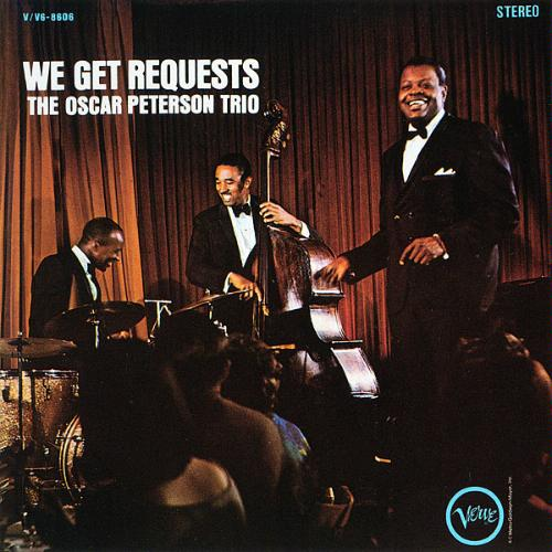 The Oscar Peterson Trio - We get requests A7f3a110
