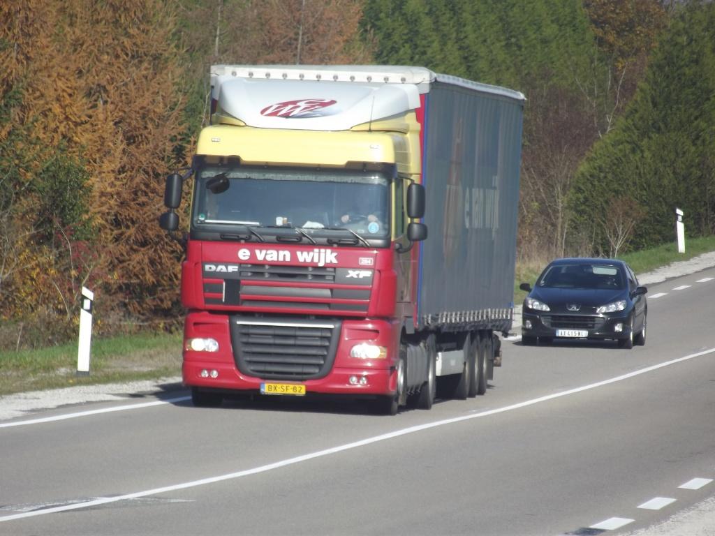 E Van Wijk  (Giessen) Camion61