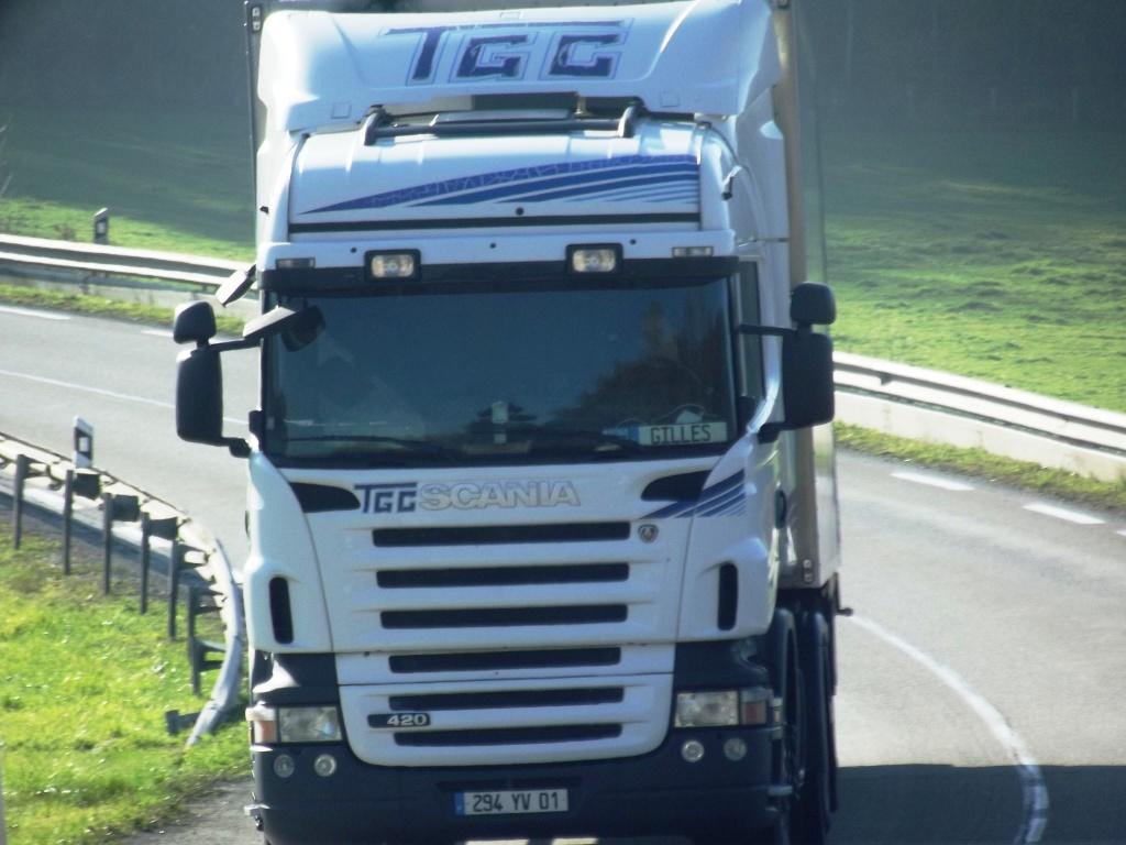 TGC  Transport Georges Chenaux.(Attignat 01) (groupe Le Calvez) - Page 2 Camion80