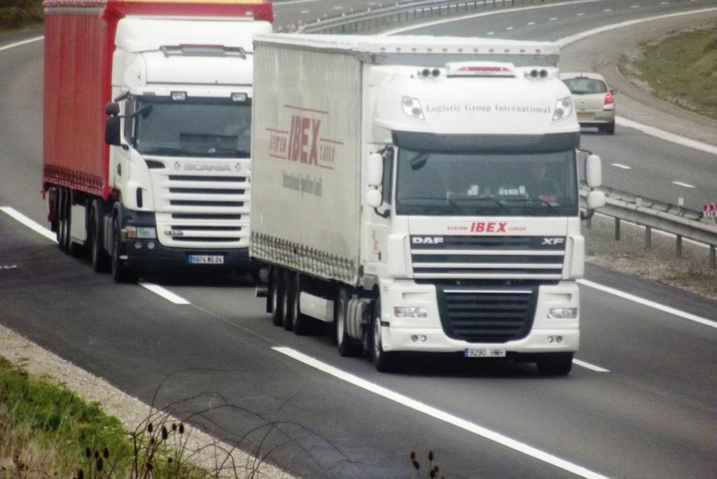 Ibex System Cargo (Schwanau) Consta32
