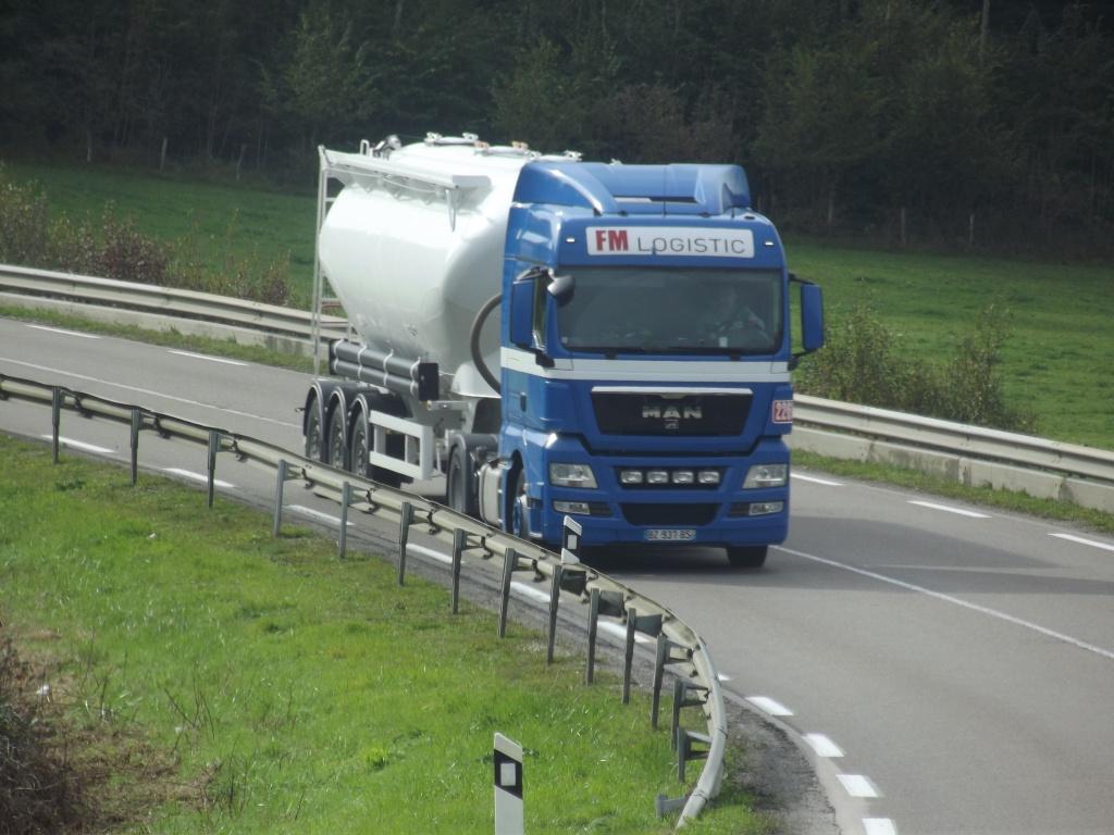 FM Logistic (Faure et Machet Logistic)(Phalsbourg, 57) - Page 2 Photo207