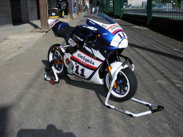 La page de Stantt Moto_r10