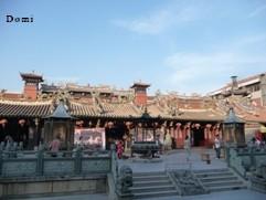 La Chine sac au dos (25) - Au Fujian (福建) octobre 2009 - Episode 2 : les villes de la côte face à Taïwan (台湾)... 25-06-10