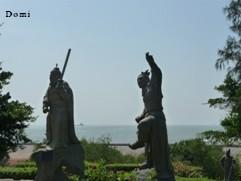 La Chine sac au dos (25) - Au Fujian (福建) octobre 2009 - Episode 2 : les villes de la côte face à Taïwan (台湾)... 25-13-10