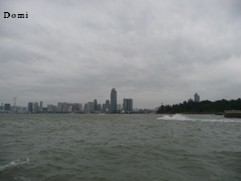 La Chine sac au dos (25) - Au Fujian (福建) octobre 2009 - Episode 2 : les villes de la côte face à Taïwan (台湾)... 25_01-10